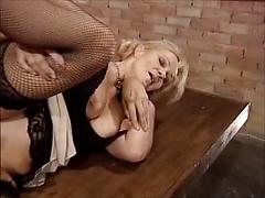 Granny & milf fisting and fucking Part 3