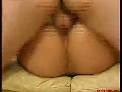 Stocking Stay On As A Teen Pussy Gets Railed