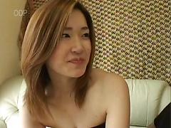 Asian Girl Gets Drilled By Her Boyfriend