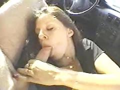 This Wife Fuck Two Strangers In The Car