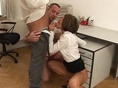 Bisex at the Office